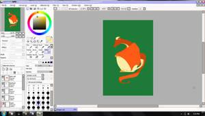 WIP: Teacup Dragon