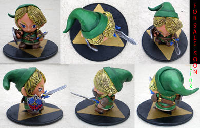 LINK He Come To Town by saaio