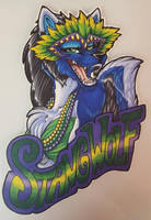 TFF16 Badge by StangWolf