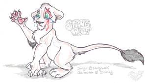 Scar by StangWolf