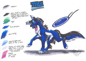 Tala Profile Sheet by StangWolf