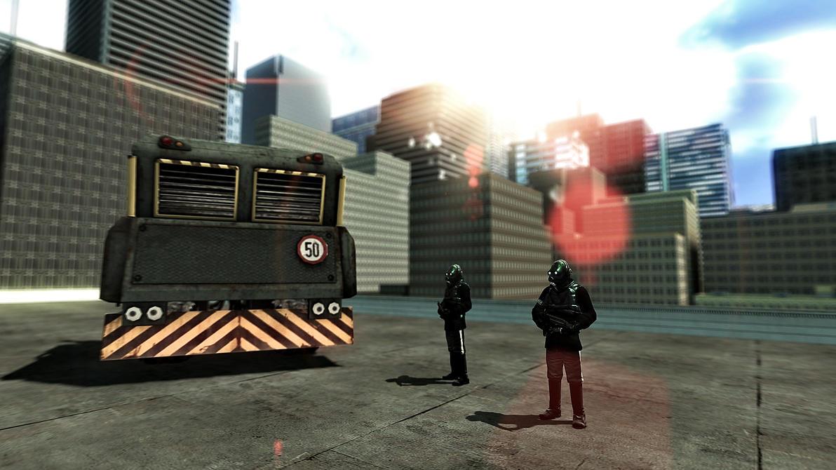 Gmod 13 + Battlefield by Djolanderr