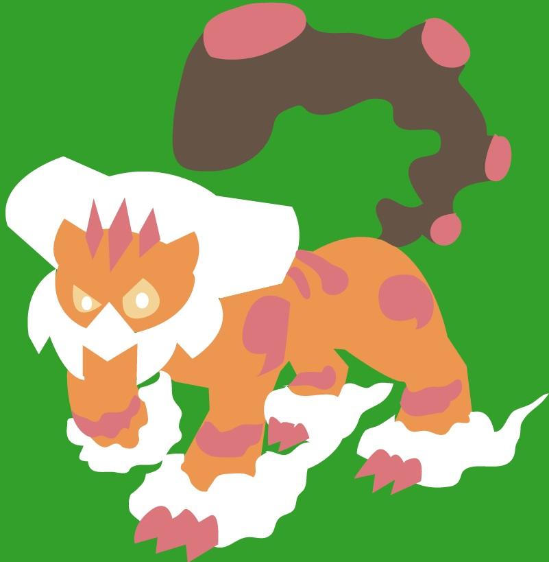 Pokemon Landorus Therian Forme Images | Pokemon Images