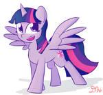 Twilicorny Alicorny
