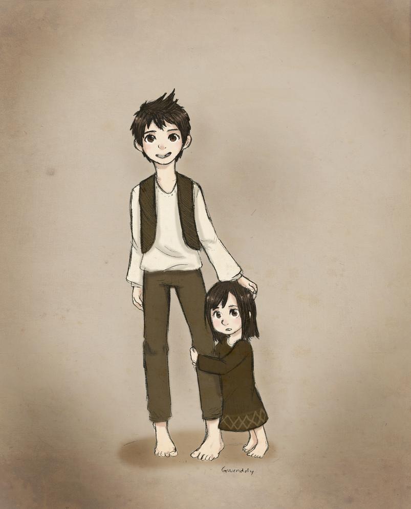 Siblings by Gwendoly