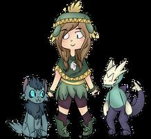 Pokemon Sage! by DoodleDeath