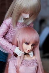 Tehhy and Yolandi by Nanaho-N