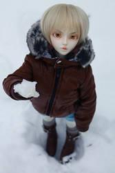 Snow? by Nanaho-N