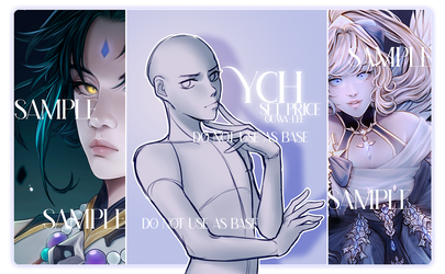 [OPEN] YCH 01 Set Price