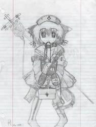 Neko Nurse by Uzti