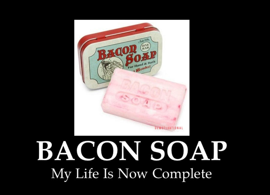 Gir bacon soap