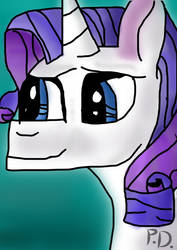 Rarity Headshot