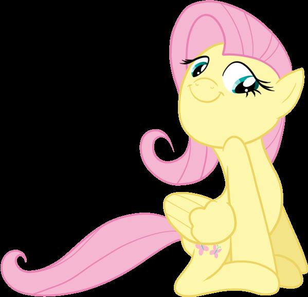 Fluttershy - Cute Face...