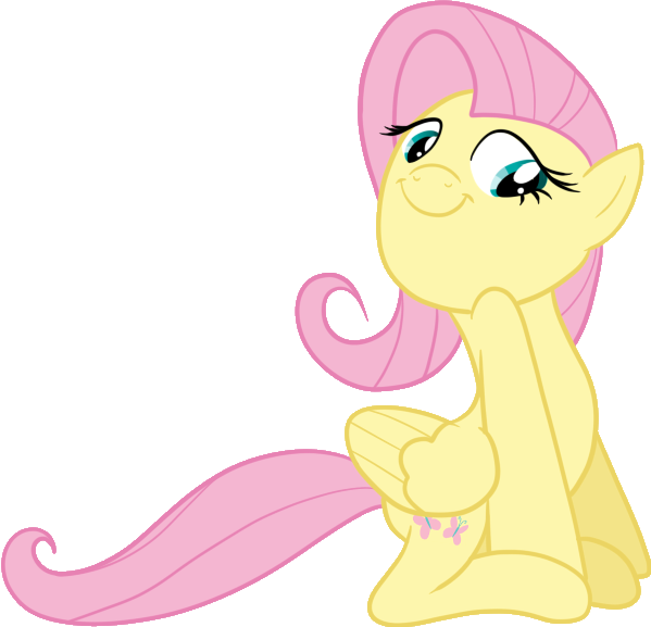Fluttershy - Cute Face by xRainbowSugar on DeviantArt