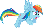Rainbow Dash - Y U NO
