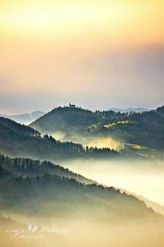 Mystic hill...