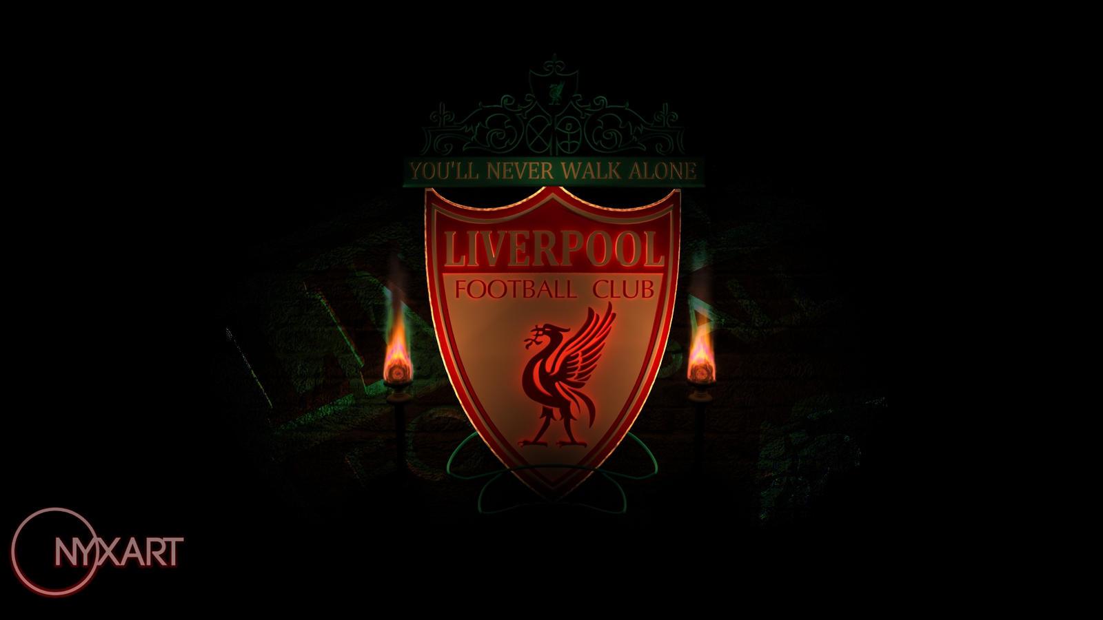 Liverpool FC Logo Wallpaper By Jc Tuman