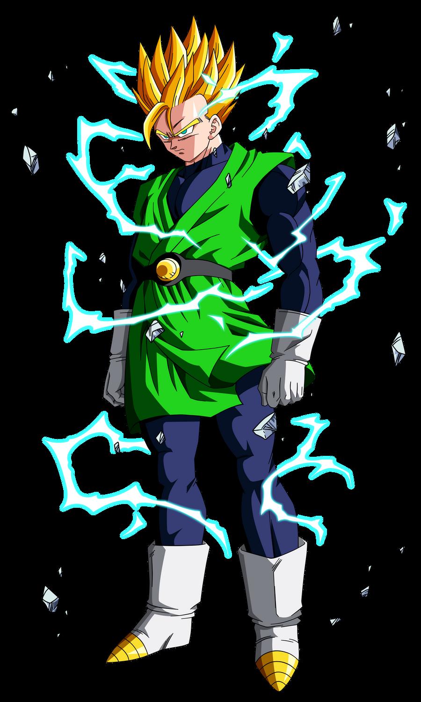 goku super sayayin6: