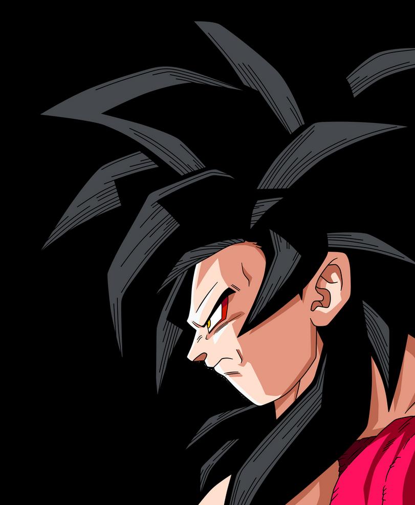 Goku Ssj4 Face By Maffo1989 On DeviantArt