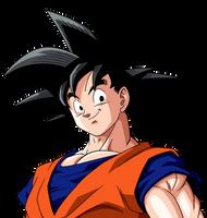 Goku by maffo1989
