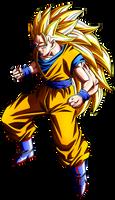 Goku Ssj 3 v.2