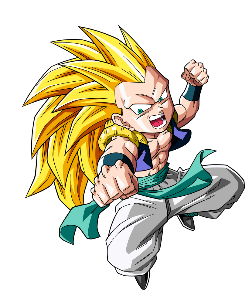 dragon ball z gotenks 3 wwwimgkidcom the image kid