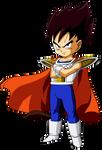 Kid Prince Vegeta