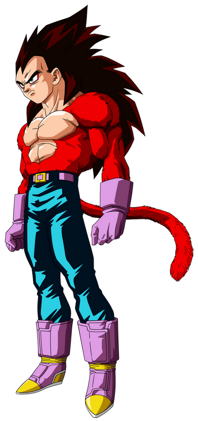 best authentic 43028 9d89d Fotos de goku ssj4