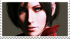 Ada Wong stamp by Claire-Revelations