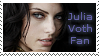 Julia Voth stamp by Claire-Revelations