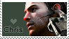 Chris Redfield Stamp by Claire-Revelations