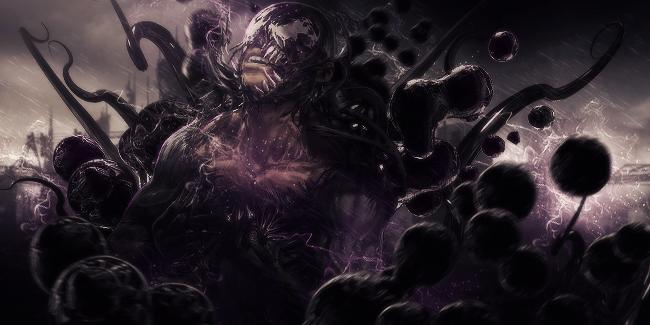 Venom by Saruichii