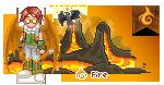 Fire Flight by pyratictiger