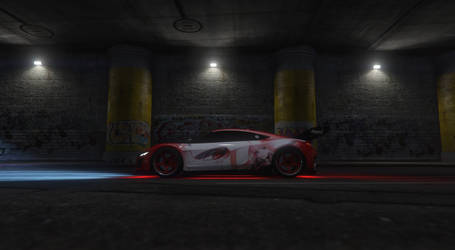 Darking In The FRANXX - Zero Two -- GTA V Itasha
