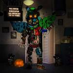 Halloweencage (The OC hybrid)