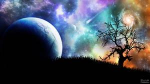 Space vision by Envius88