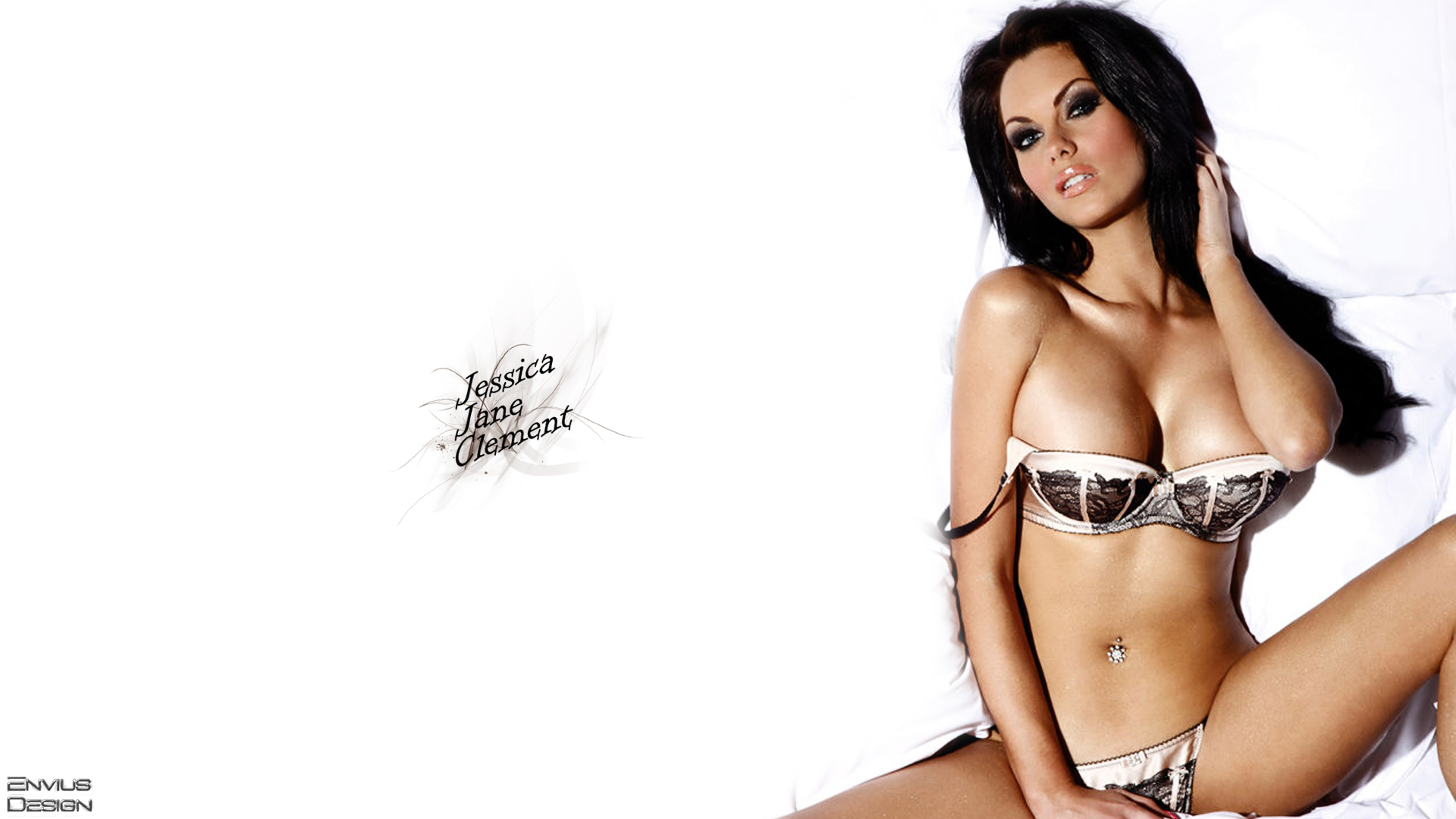Jessica Jane Clement by Envius88