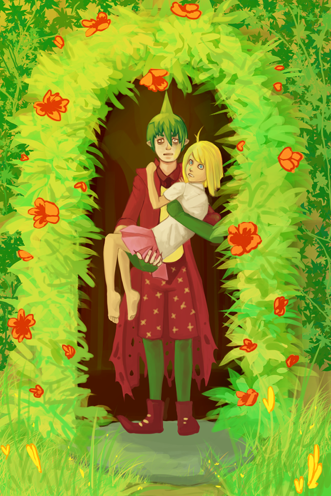 Welcome to the Garden of Amahara by zabbs