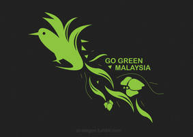 Go green Malaysia by kere69