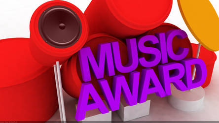 MusicAward by kere69