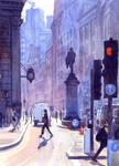 Bright Morning City of London
