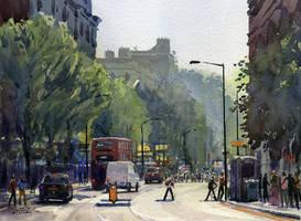 Charing Cross by treeshark