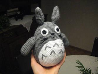 Amigurumi Totoro