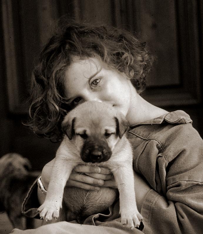 Puppy Love by madlynx