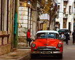 Old Havana II by madlynx