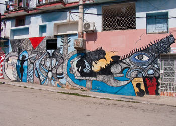 Havana graffiti II by madlynx