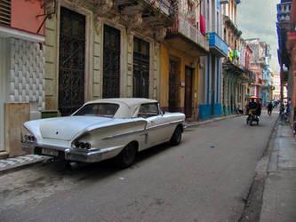 Old Havana street by madlynx