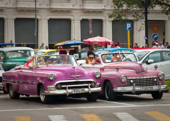 Old Havana car II by madlynx