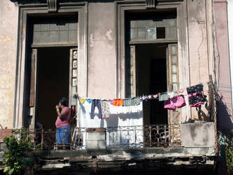The day of the laundry III