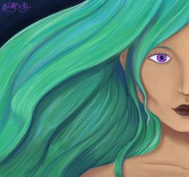 Celestial Woman